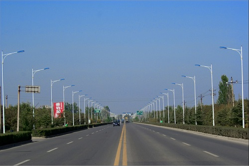 Guangdong LED street lights installed over 800,000 pcs, total length of 20,000 km