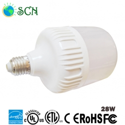 Energy star ETL E26 18watt led bulb light for hotel