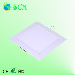 15watt square panel light for replace traditional down light