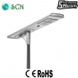100watt solar panel integrated Solar street light on highway with CE ROHS