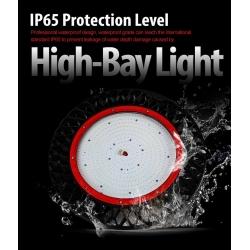 240W UFO LED High Bay Light IP65 for warehouse