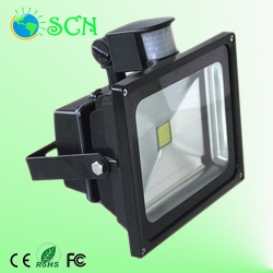 PIR Sensor 50W LED Flood light