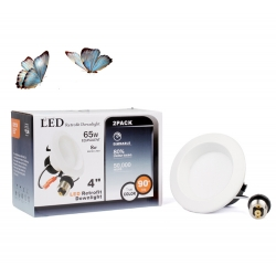 cUL Energey star down light with E26 base for US and Canada Market