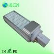 3014 121mm G24 6W LED Plug light