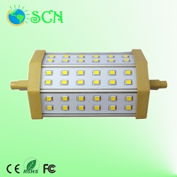 2835 118mm r7s 8W LED light