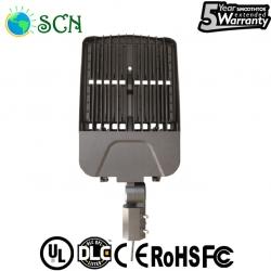UL DLC 100watt led shoebox light for highway