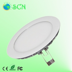 3inch 6watt round panel light for replace traditional down light