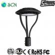UL DLC 60watt Post Top Light for Gardenyard lighting