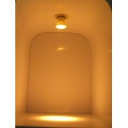 7watt e26/e27 led bulb light for replace 20W CFL