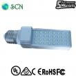 2835 120mm G24 6W LED Plug light