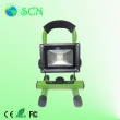 Rechargeable and portable 30W COB LED Flood light