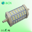 5050 118mm r7s 8W LED light