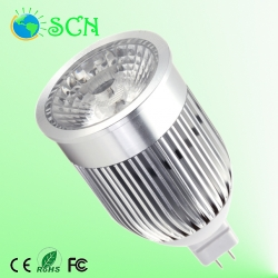 CREE 8W/9watt LED COB spotlight for hotel