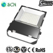 Super slim 100W LED Flood Light in Tunnel