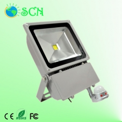 PIR Sensor 70W LED Flood light