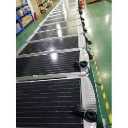 50watt integrated Solar courtyard light with CE ROHS