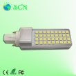 5050 121mm G24 8W LED Plug light