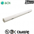 UL DLC 8ft 64watt led linear strip fixture light stock in United states