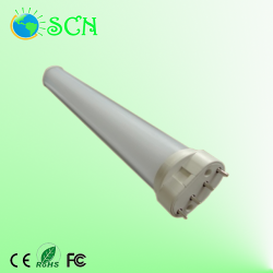 2835 227mm 8W LED 2G11 tube light