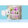 UVC PIR Sensor Wardrobe Sterilization light bathroom sterilizer light