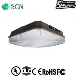 UL DLC 40watt Canopy Light for garage