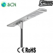 140watt solar panel integrated Solar street light on highway with CE ROHS