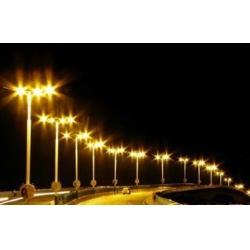 30watt philip or cree solar module led street light for highway