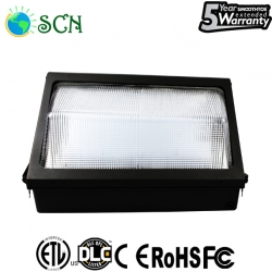 ETL DLC 5000K 90W LED Wall Pack light with Motion Sensor
