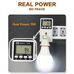 ETL energy star E26 dimmable15watt led bulb light for break room