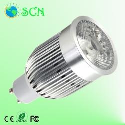 CREE 8W/9watt LED COB spotlight for hotel