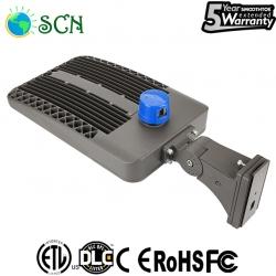 ETL DLC 200w led shoebox light stock in USA