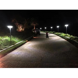 CE ROHS 30watt Solar plaza light 30W Light for posts