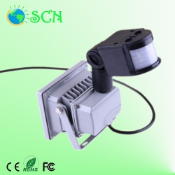 PIR Sensor 10W LED Flood light