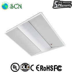 ul dlc 2*2ft 30watt led troffer light for office