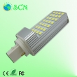 5050 121mm G24 6W LED Plug light