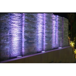 RGB 100W LED Flood light for parks
