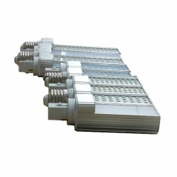 2835 160mm G24 13W LED Plug light