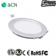 5inch 15watt round panel light for replace traditional down light
