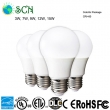 Energy star E26 5watt led bulb light for cafe