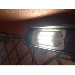 3014 118mm r7s 10W LED light