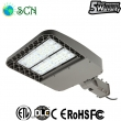ETL DLC 150watt led shoebox light work as Flood light